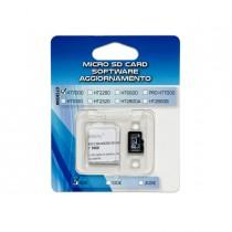 MICRO SD CARD aggiornamento 100-200€ verificabanconote HT2320