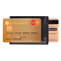 HIDENTITY Duo 85x60mm per bancomat -carta di credito NERO Exacompta