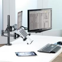 Accessorio porta laptop x bracci monitor Professional Series Fellowes