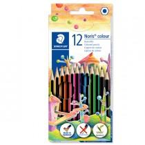 Astuccio 12 matite Noris Colour in Wopex colori assortiti STAEDTLER