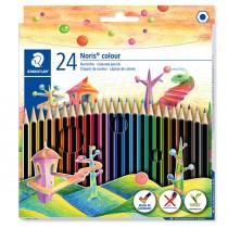 Astuccio 24 matite Noris Colour in Wopex colori assortiti STAEDTLER