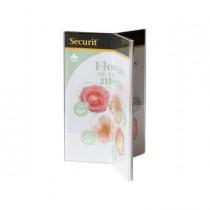 DISPLAY PORTAMENU' a Y 10,5x14,8cm (A6) Securit