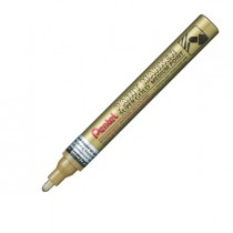 Marcatore PAINT MMP10 punta media vernice oro PENTEL
