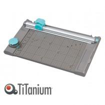 TAGLIERINA A LAMA ROTANTE 3in1 A4 330mm 13939 TiTanium