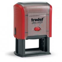 Timbro Original Printy 4929 50x30mm 7righe autoinch. personalizzabile TRODAT