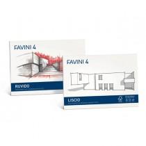 ALBUM FAVINI 4 24X33CM 220GR 20FG LISCIO