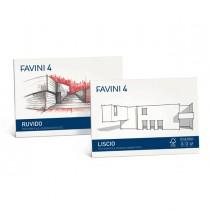 ALBUM FAVINI 4 33X48CM 220GR 20FG RUVIDO