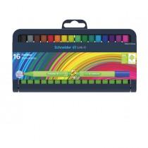 Astuccio 16 fineliner LINK-IT 0,4mm colori ass. SCHNEIDER