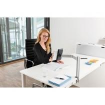 """SUPPORTO TABLET 7-13"""" da BANCO con BRACCIO Tablet Holder Clamp Durable"""