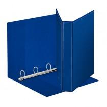 Raccoglitore DISPLAY MAXI 22x30cm 4D H30mm blu personalizzabile ESSELTE