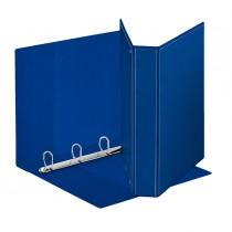 Raccoglitore DISPLAY MAXI 22x30cm 4D H40mm blu personalizzabile ESSELTE