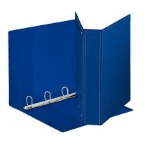 Raccoglitore DISPLAY MAXI 22x30cm 4D H50mm blu personalizzabile ESSELTE