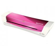 PLASTIFICATRICE iLAM HomeOffice A4 FUCSIA METAL LEITZ