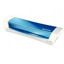 PLASTIFICATRICE iLAM HomeOffice A4 BLU METAL LEITZ