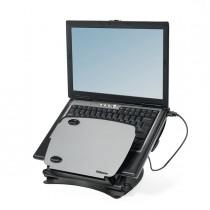 SUPPORTO NOTEBOOK Professional Series CON HUB USB E LEGGIO - Fellowes