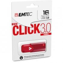 MEMORIA USB 3.0 B100 16GB RED