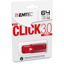 MEMORIA USB 3.0 B100 64GB RED
