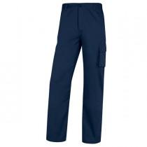 Pantalone da lavoro Palaos Blu Tg. XL cotone 100