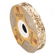 Rotolo nastro Woodly Corteggia 24mmx100mt avorio Bolis