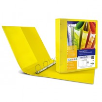 Raccoglitore MYTO TI 17 A4 4D 22x30cm giallo personalizzabile SEI ROTA