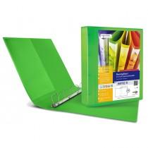 Raccoglitore MYTO TI 17 A4 4D 22x30cm verde personalizzabile SEI ROTA
