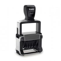 Timbro Professional 4.0 5440 DATARIO 49x28mm personaliz autoinch. TRODAT