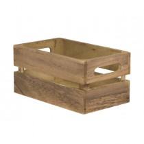 Scatola Porta MenU' a cassetta 21x33x24,2cm Securit
