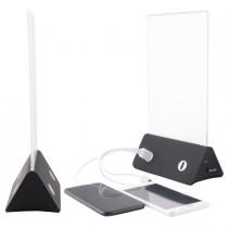 Display Porta MenU' A5 con PowerBank Securit