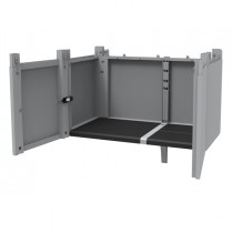 Transforming Extension Kit 78x43,6xH41,4cm per Armadi Modular Terry
