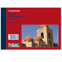 Blocco buoni di consegna 33-33-33copie autor. 11,5x16,5cm DU161583300