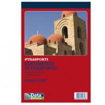 Blocco DDT 50-50copie autor. 21,5x14,8cm DU1607CD200