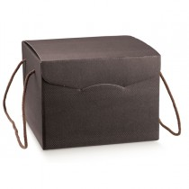 Scatola segreto c-cordoni 290x355x195mm skin coffe 38313 SCOTTON