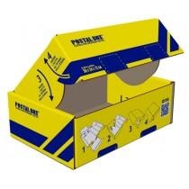 Scatola spedizioni POSTAL BOX MEDIO 36x24x12cm BLASETTI