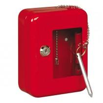 CASSETTA PER CHIAVI D'EMERGENZA 120x160x60mm 4000-1 chiavi diverse Metalplus
