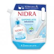 Sapone liquido mani Nidra ecoricarica 1L
