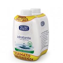 Ricarica bis 400ml sapone liquido Extra Idratante NEUTRO ROBERTS