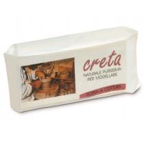 Creta naturale 100 panetto 1kg Cwr