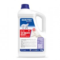 Detergente disinfettante liquido Washdet Tay Bucato 5Kg Sanitec