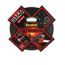 Nastro adesivo EXTRA resistente ad alto spessore 48mmx25mnero Scotch
