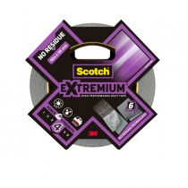 Nastro adesivo EXTRA resistente NOresidui 48mmx18m nero Scotch