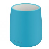 Porta penne in ceramica blu Cosy Leitz