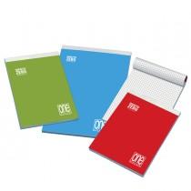 Box 24 blocchi notes PM f.to A5 60gr 60fg 5mm Blasetti