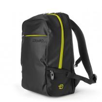 Zaino backpack Blackout dim. 28x46x22cm nero-giallo 9238BO26 INTEMPO