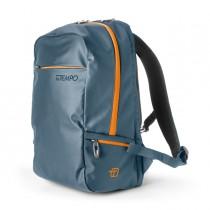 Zaino backpack Blackout dim. 28x46x22cm blu-arancio 9238BO3123 INTEMPO