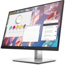 "Hp Monitor E24 G4 23.8"" IPS FHD 16:9 Monitor Black-Silver"
