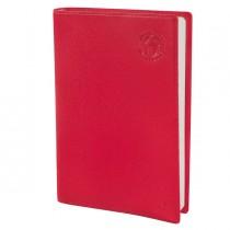 Agenda settimanale Affari Equology 10x15cm cm rosso 2022 Quo Vadis
