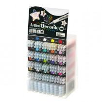 Expo 156 marcatore Decorite punta scalpello colori assortiti Artline