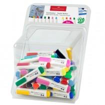 Expo 60 Textil Marker colori assortiti - Faber Castell