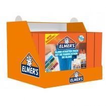Display Every Starter Kit Slime - 8 pezzi - Elmer's