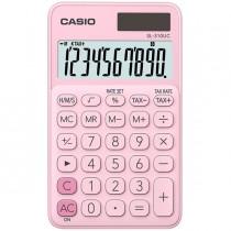 Calcolatrice tascabile SL-310UC rosa CASIO